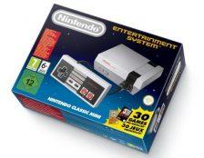Précommande Nintendo Classic Mini