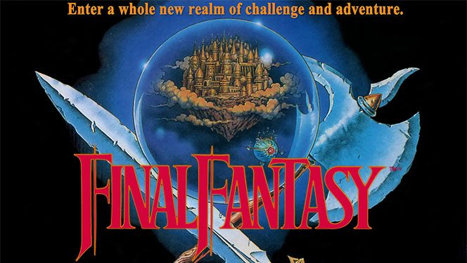 Final Fantasy Nes Classic Mini