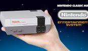 Nouvelle console Nintendo CLassic Mini