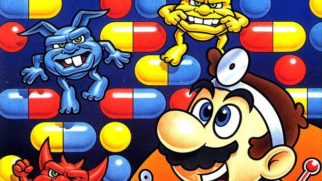 Dr Mario Nintendo Classic Mini