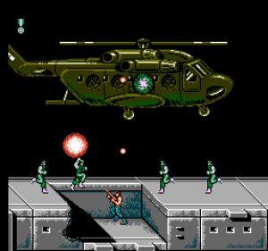 un hélicoptère de combat !