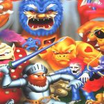 Ghosts'n Goblins - Nintendo Classic Mini