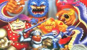 Ghosts'n Goblins Nintendo Classic Mini