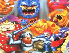 Ghosts'n Goblins Nintendo Classic Mini