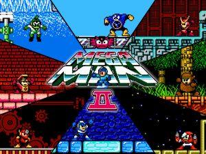 8 niveaux de folie dans Mega Man 2