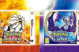Pokemon Lune et Soleil pour noël