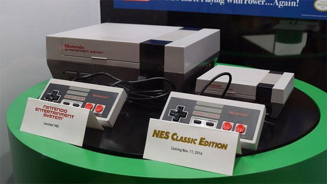 Console Mini Nes