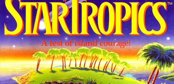 Star Tropics Nintendo Classic Mini