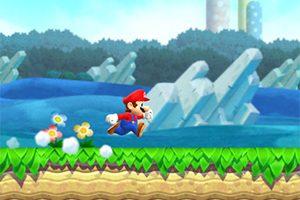 Super Mario Run Noël