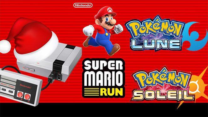 Noël Nintendo idée cadeau