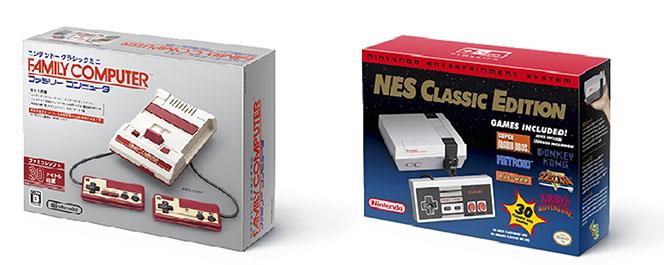 Ventes Nes + Famicom
