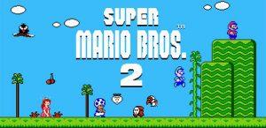 Super Mario Bros 2 Nes Classic Mini